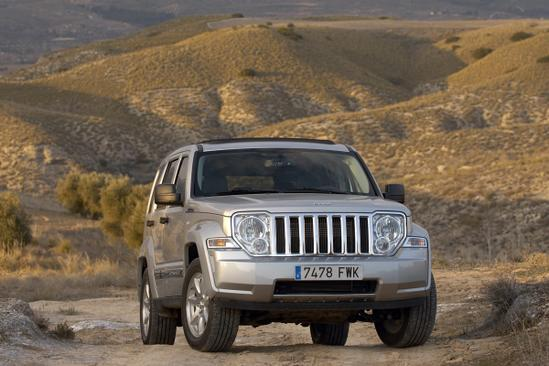 Jeep Cherokee wallpaper 10