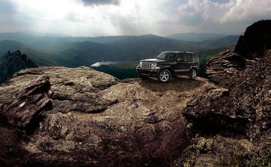 Jeep Cherokee wallpaper 2