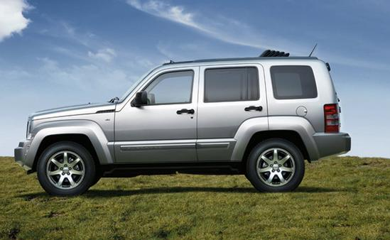 Jeep Cherokee wallpaper 3