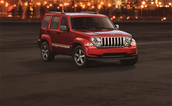 Jeep Cherokee wallpaper 4