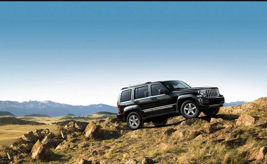 Jeep Cherokee wallpaper 5