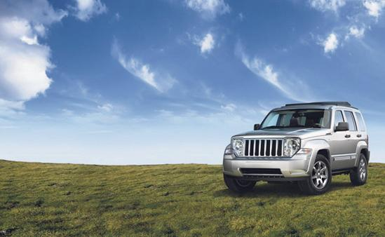 Jeep Cherokee wallpaper 6