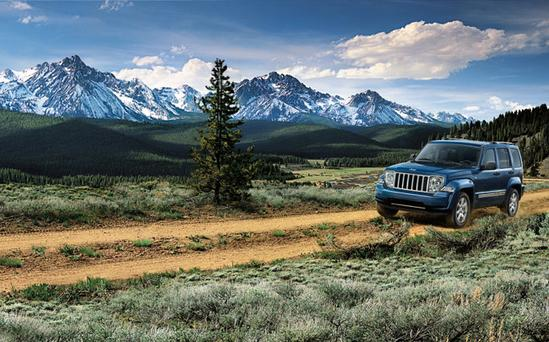 Jeep Cherokee wallpaper 7