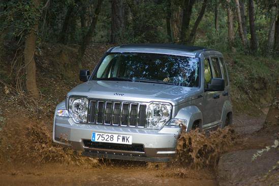 Jeep Cherokee wallpaper 9