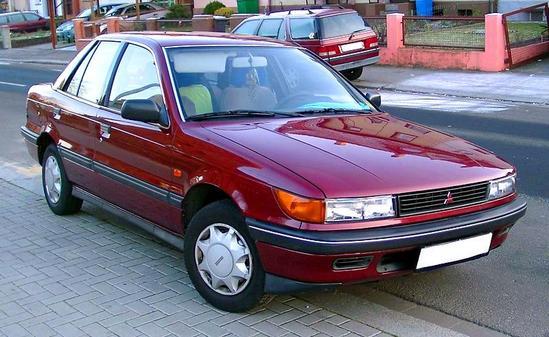 Mitsubishi Lancer Cuarta generación 1988
