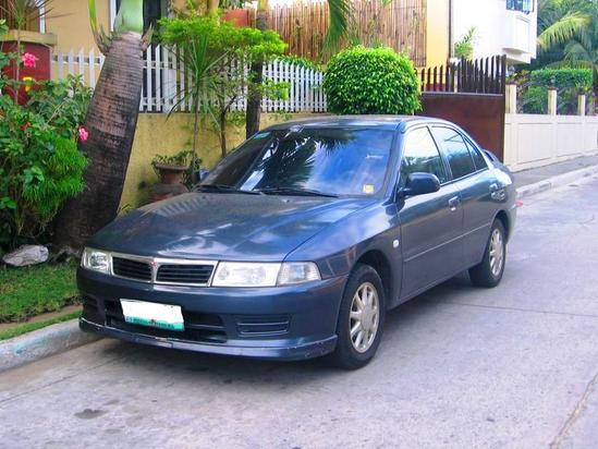 Mitsubishi Lancer Sexta generación 1995-2001
