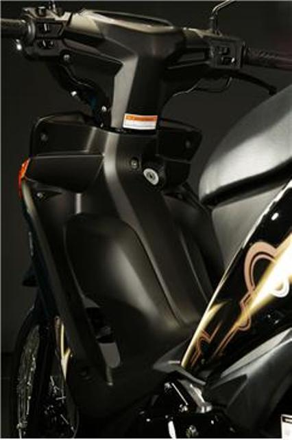 Yamaha Cripton 110 T 115 admira sus detalles