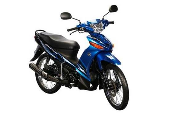 Yamaha Cripton 110 T 115 azul