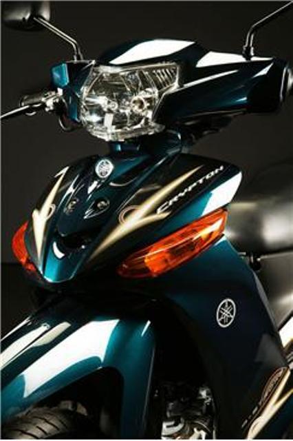 Yamaha Cripton 110 T 115 faro
