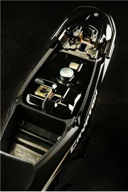 Yamaha Cripton 110 T 115 mini guantera
