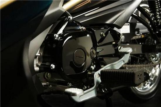 Yamaha Cripton 110 T 115 motor