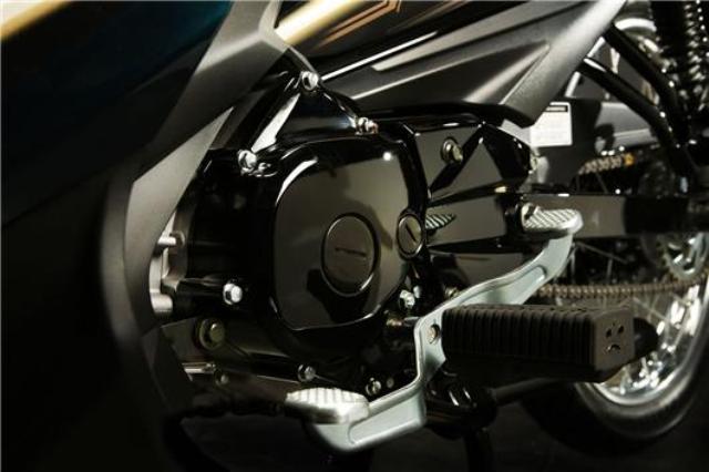 Crypton 2012 115 - Yamaha 110 Crypton