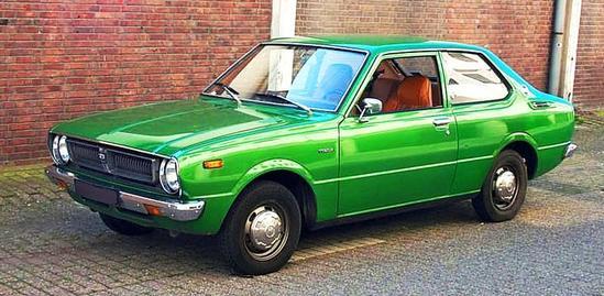 Toyota Corolla Coupe [1974-1979]