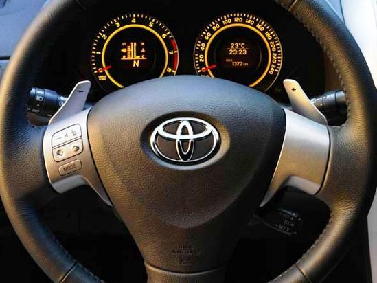 Toyota Corolla direccion