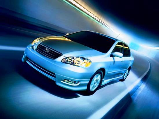 Toyota Corolla wallpaper