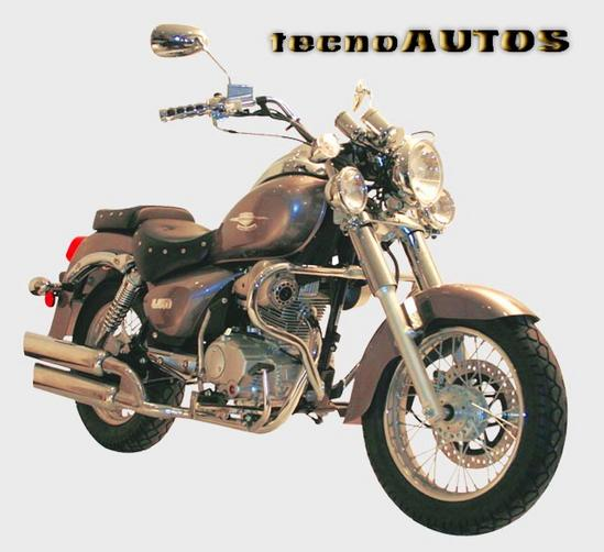 United Motors Renegade 200 frontal