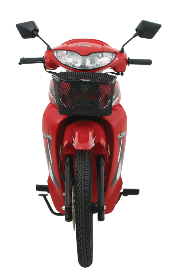 United Motors Venus 115 R frontal