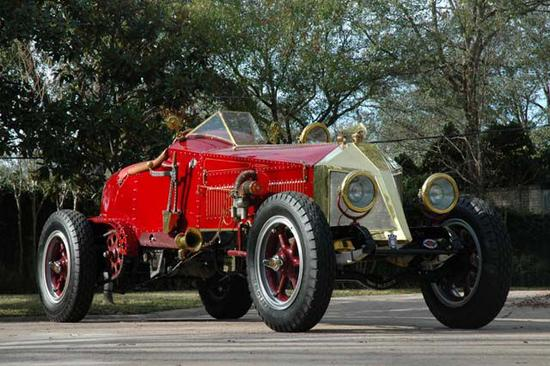 desfile de carros antiguos