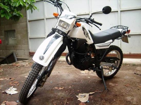 Yamaha XT 225 1998