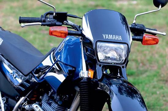 Yamaha XT 225 faro