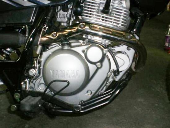 Yamaha XT 225 motor