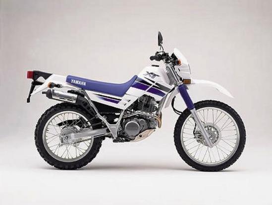 Yamaha XT 225 primer modelo