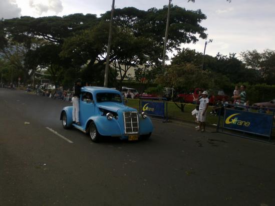 Feria de cali y el desfile