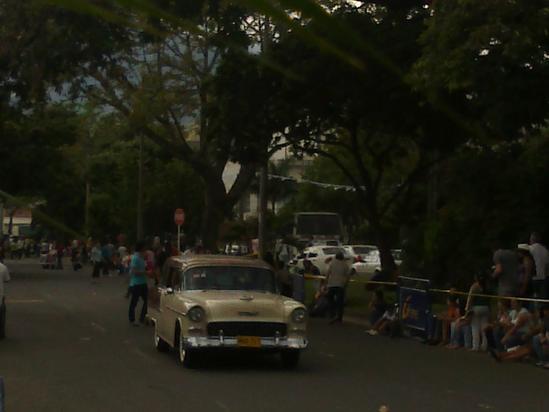 Desfile de la feria de cali