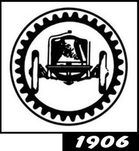 Renault logo 1906