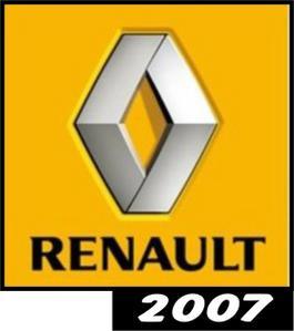 Renault logo 2007