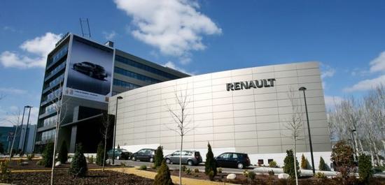 Renault sede España