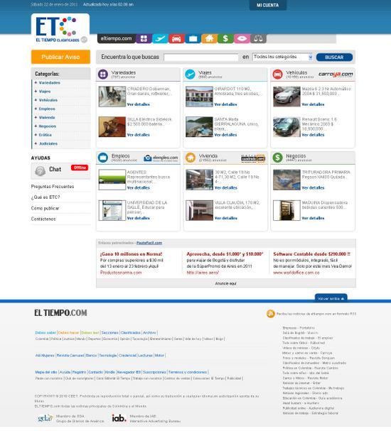 página web x clasificado duro