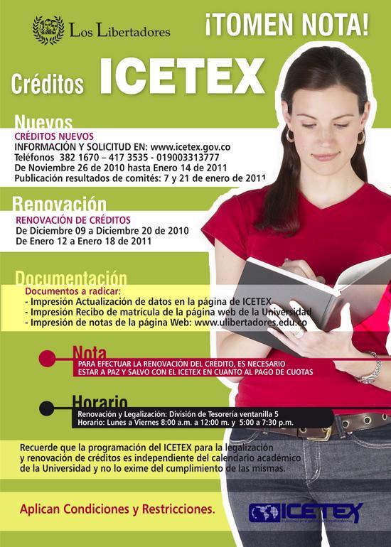 Credito Icetex