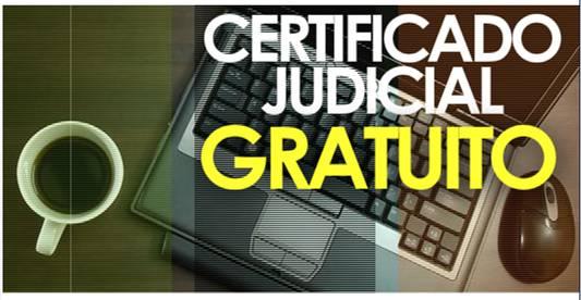 Para 2011 el pasado judicial es gratis