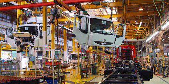 Actualmente, fabricas de Renault