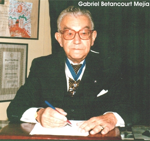 Gabriel Betancourt Mejia