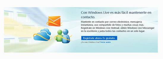 agrega tus contactos en msn hotmail