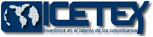 imagen icetex logo consultas becas colombia