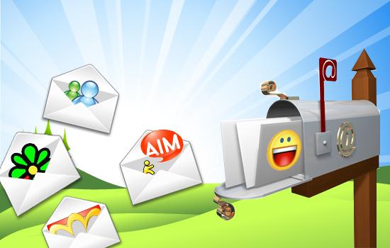 MSN Hotmail una red de mensajeria