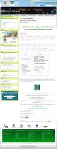 Vista de www.cali.gov.co sección registraduría
