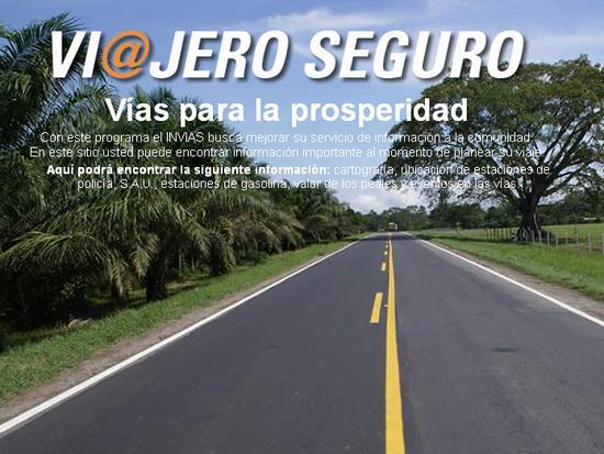 viajes seguro por las vias de colombia
