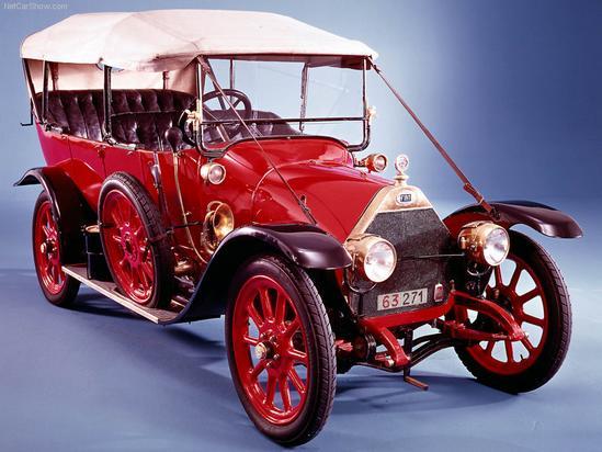 Fiat 12 15 HP Zero 1912