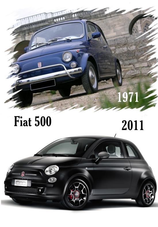 Fiat 500 1971-2011