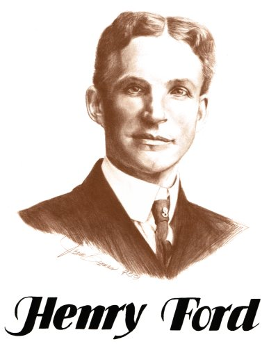 Henry Ford, creador de la Ford