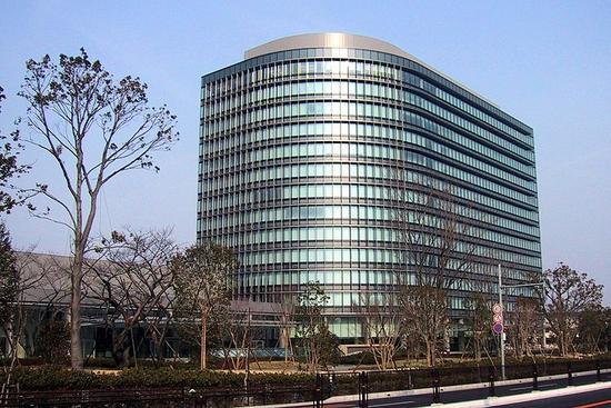 La sede de Toyota en Toyota City, Japón