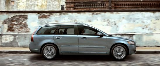 Volvo Station wagons V50