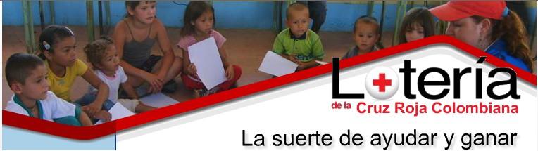 Resultados del Sorteo de la Lotería de la Cruz Roja Colombiana