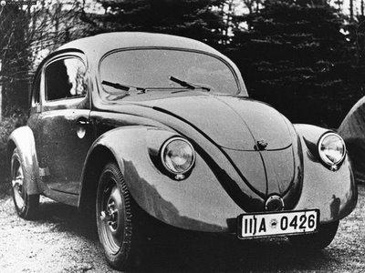 volkswagen escarabajo 1938