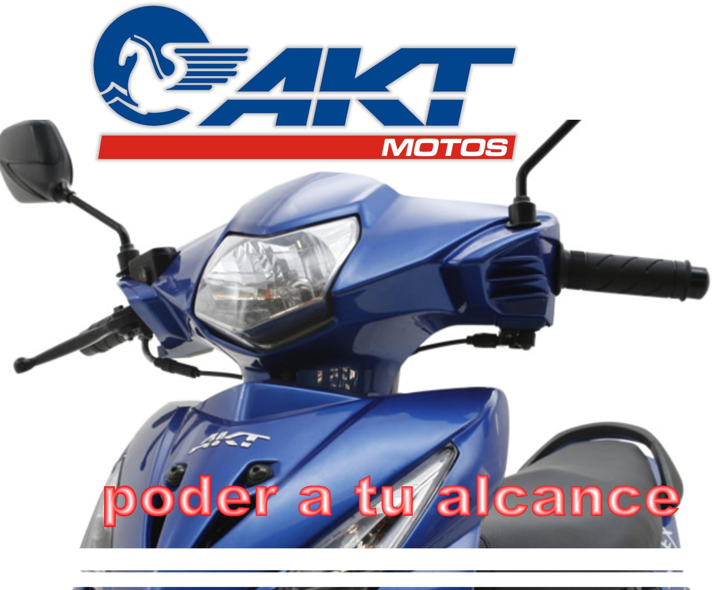 Akt Motos, Poder a tu alcance