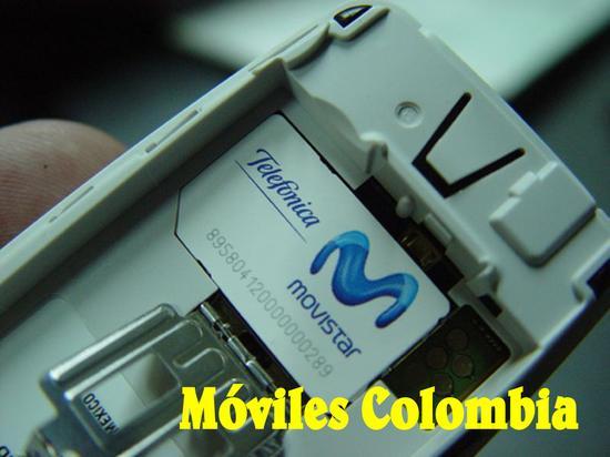 Movistar Moviles Colombia